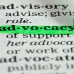 Advocacy!
